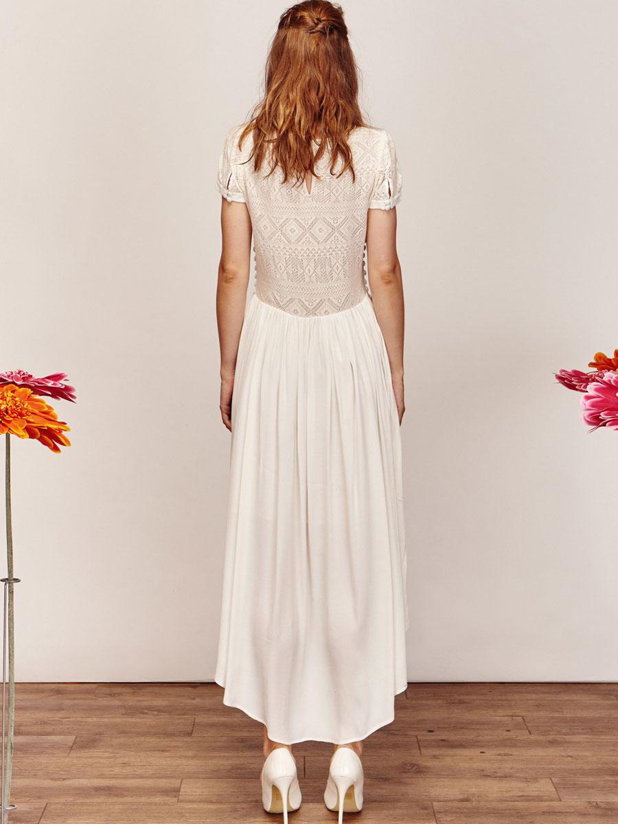 Robe de mariee pas cher sur paris idees et d39inspiration for Robe de mariée créateur pas cher