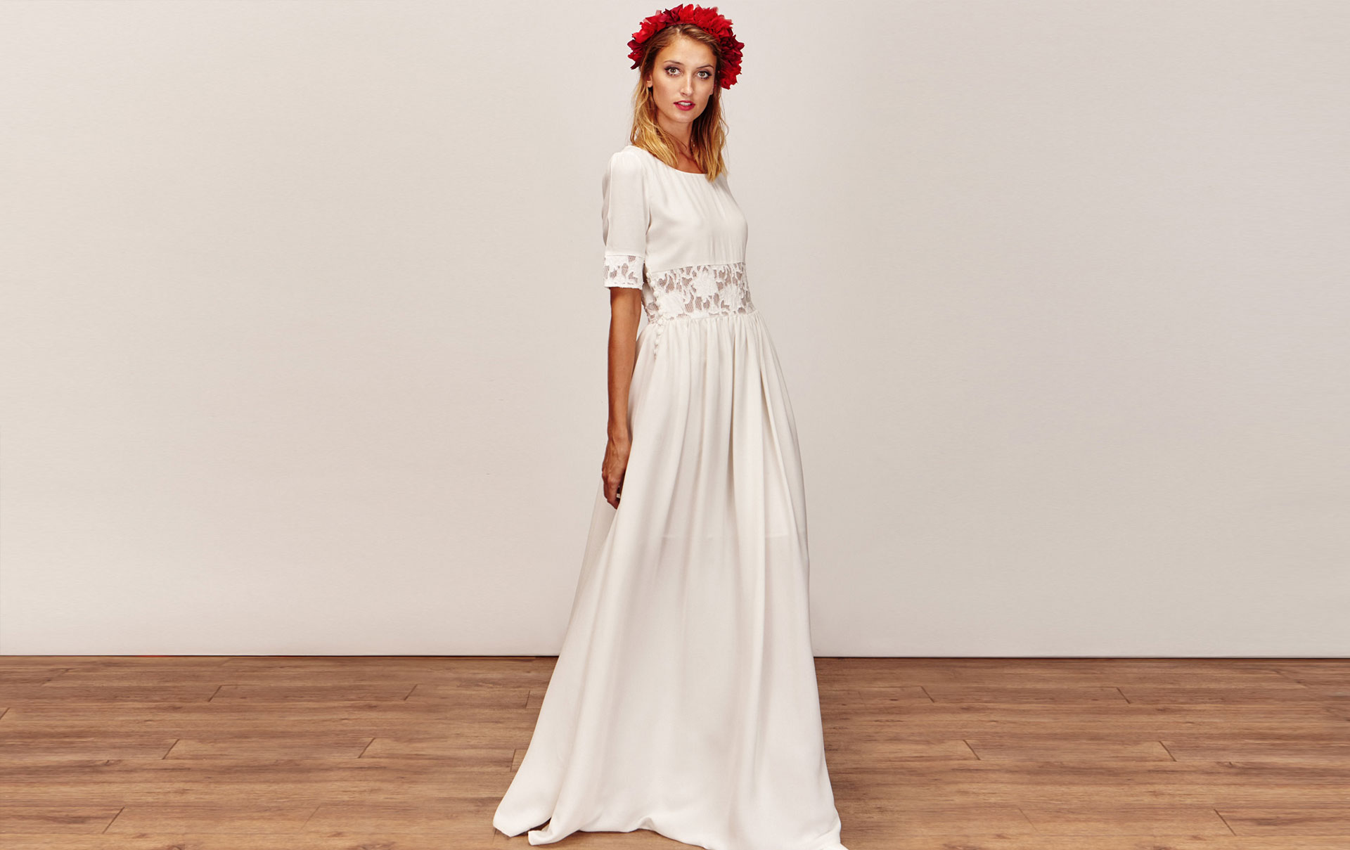 Robe mariee moderne pas cher