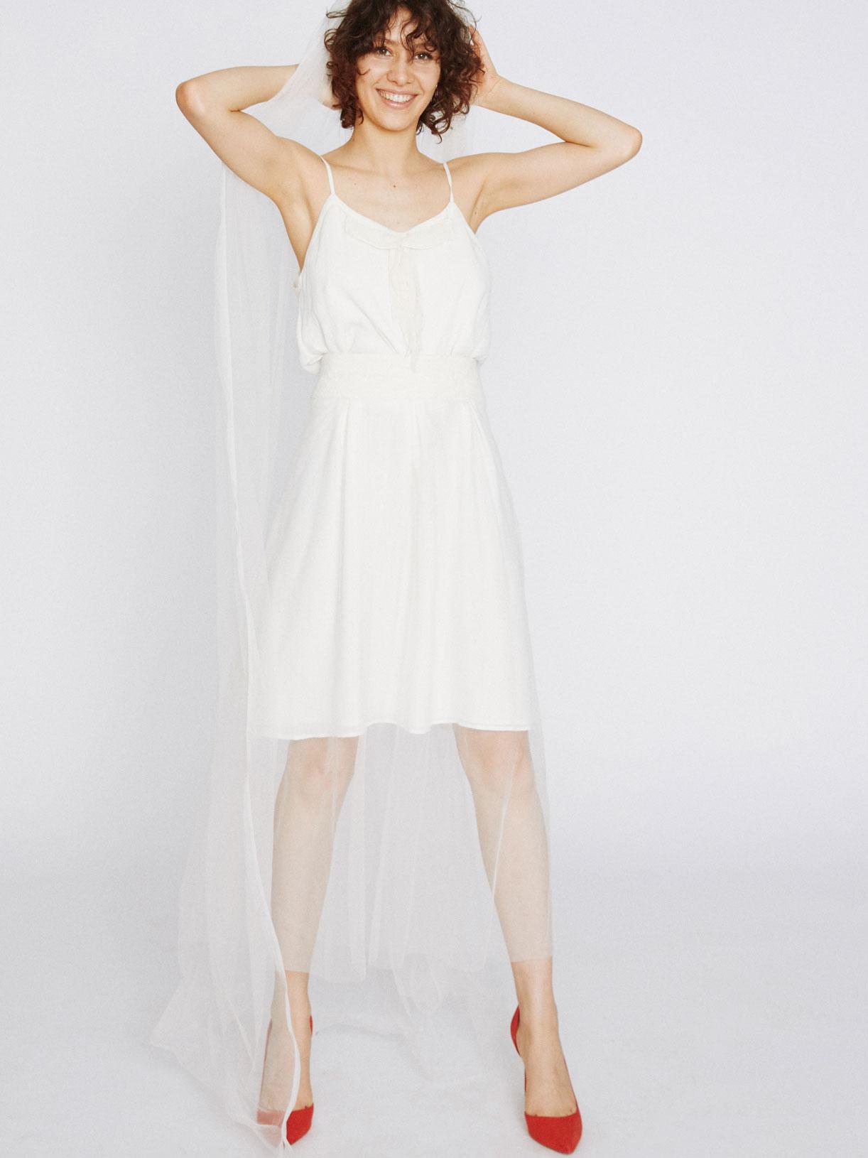 Hortense - Jupe de mariée