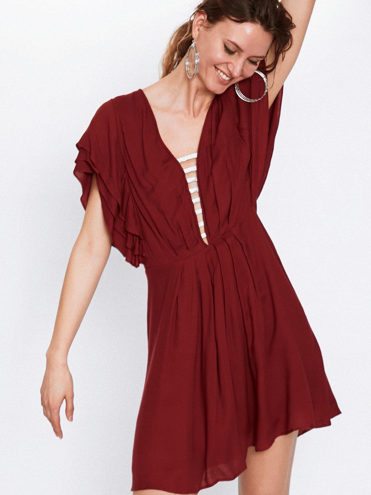 Marcees - Robe courte
