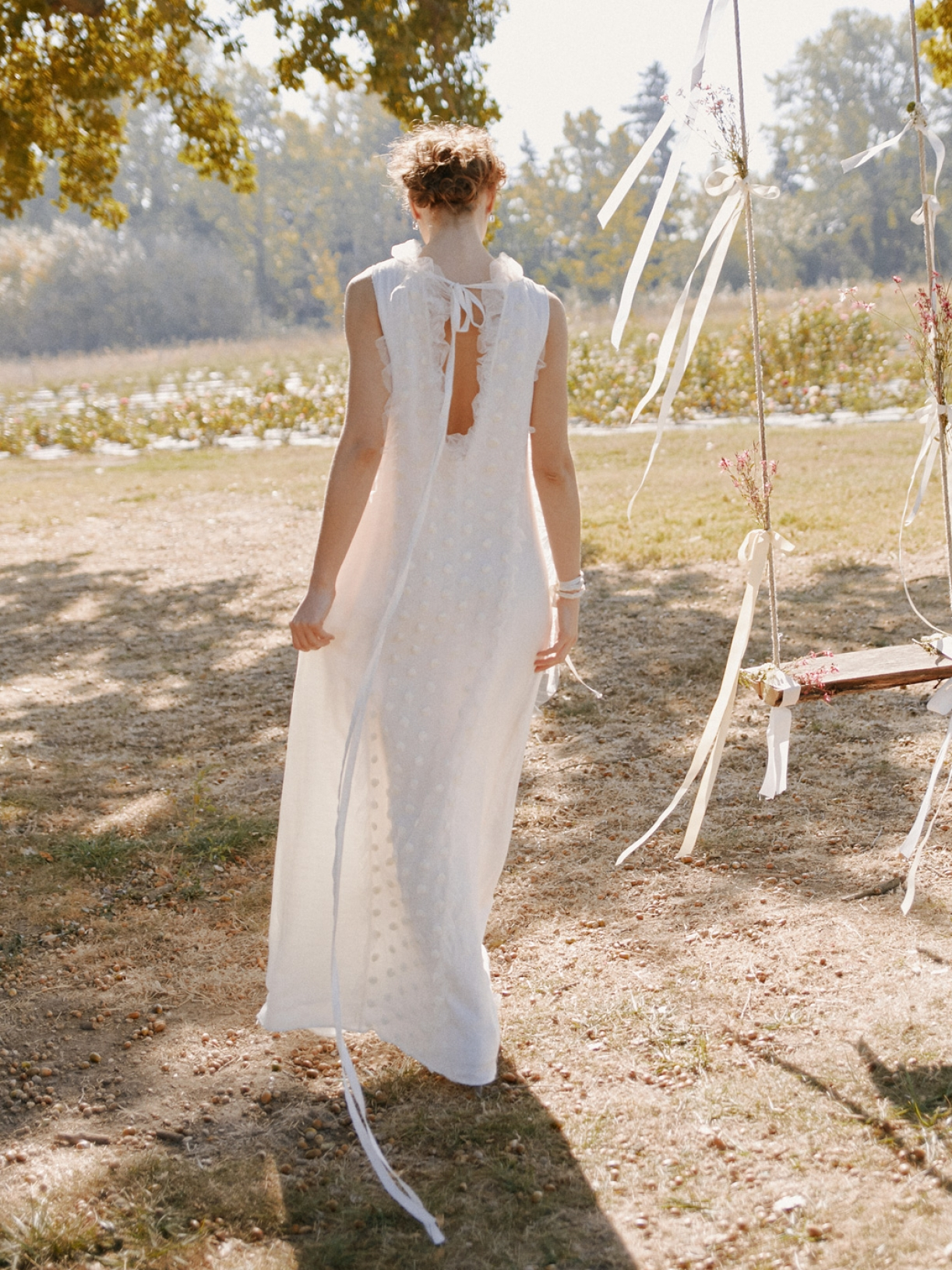 Robe de mariée équitable et écoresponsable - Myphilosophy créatrice Paris
