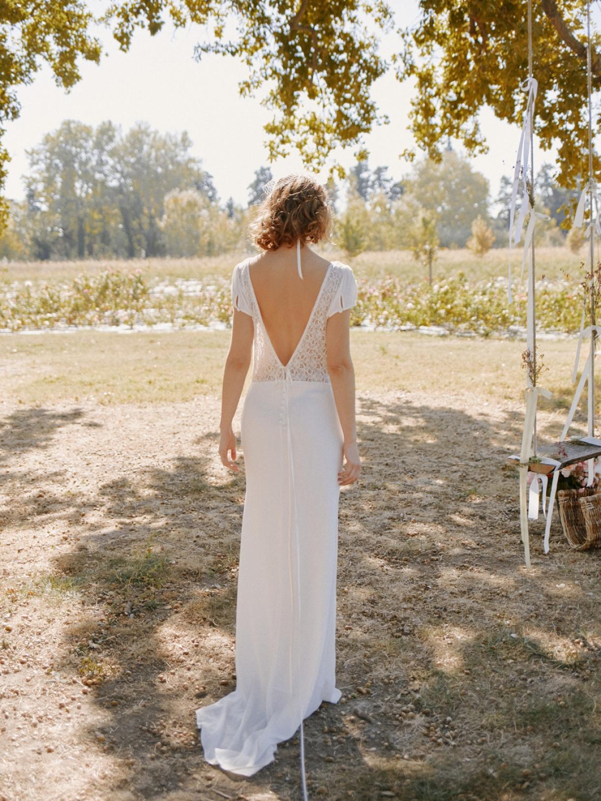 Elena - Robe de mariée