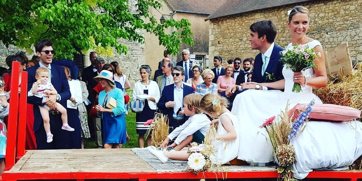 La robe de mariée Lise d'Anaïs