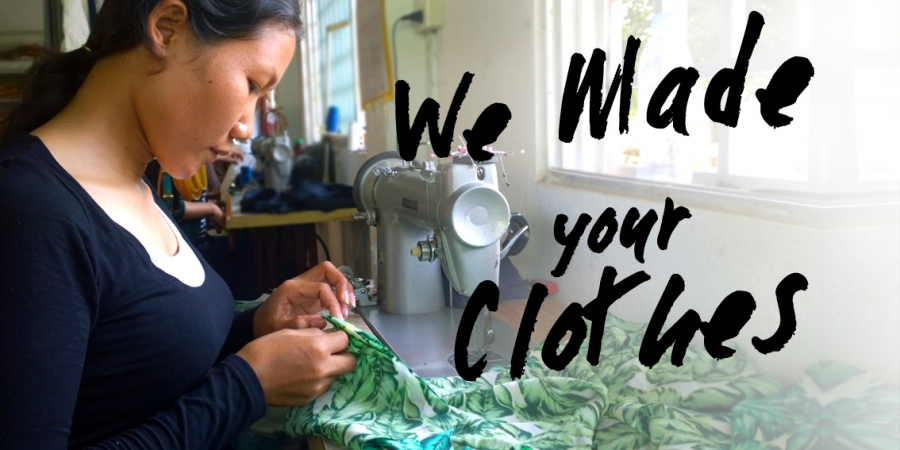 #whomademyclothes ? On vous dit tout pour le #FashRevDay !