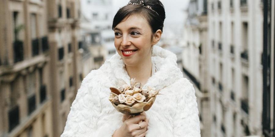 La Robe de Mariée Valentina de Clotilde