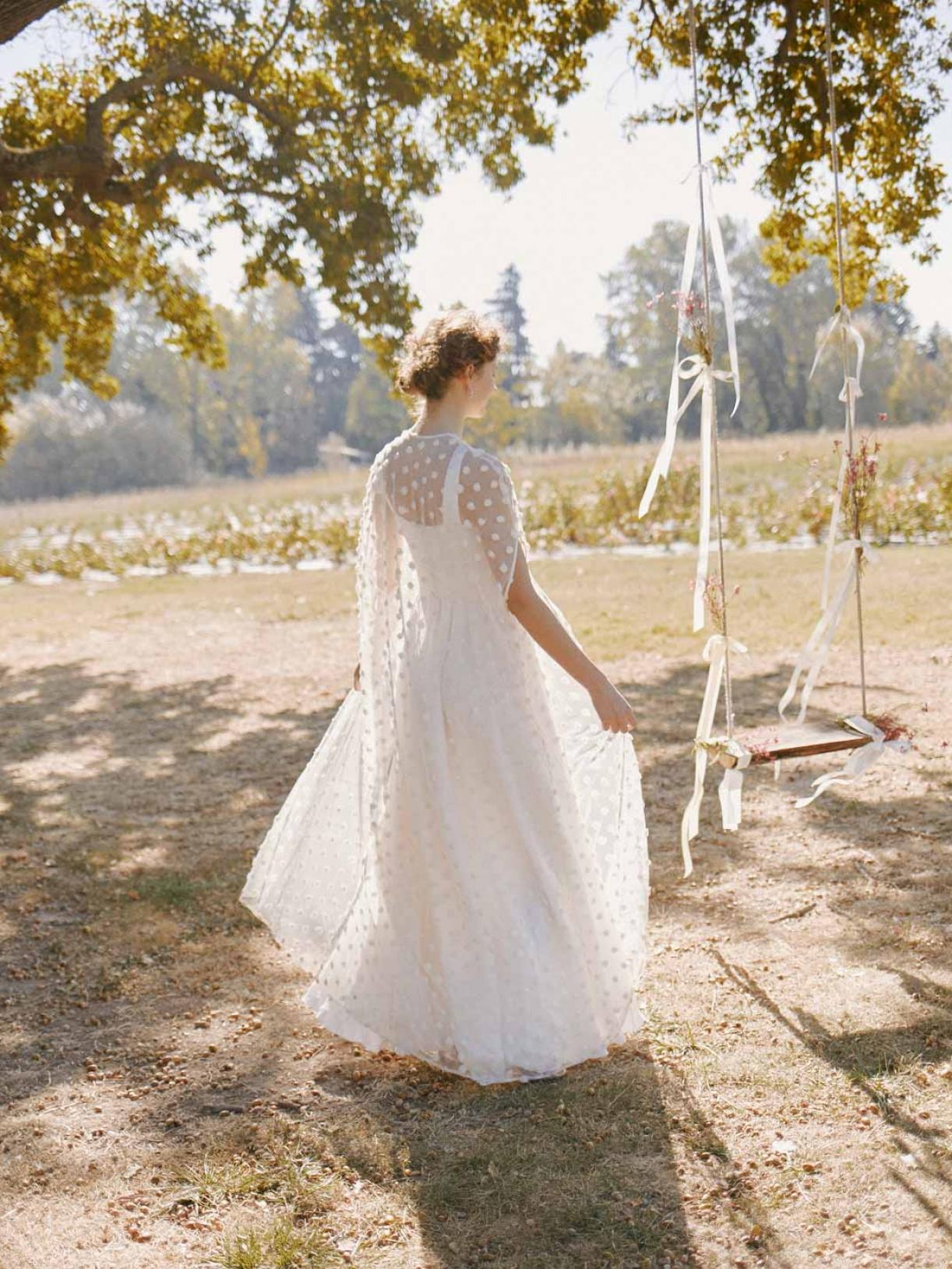 APOLINE - Robe de Mariée