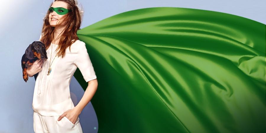 #FashRev : Découvrez les Super Green Heroes !
