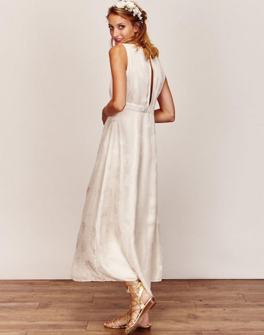 NINA - Robe de mariée courte créateur et sur-mesure pas cher a Paris - Myphilosophy