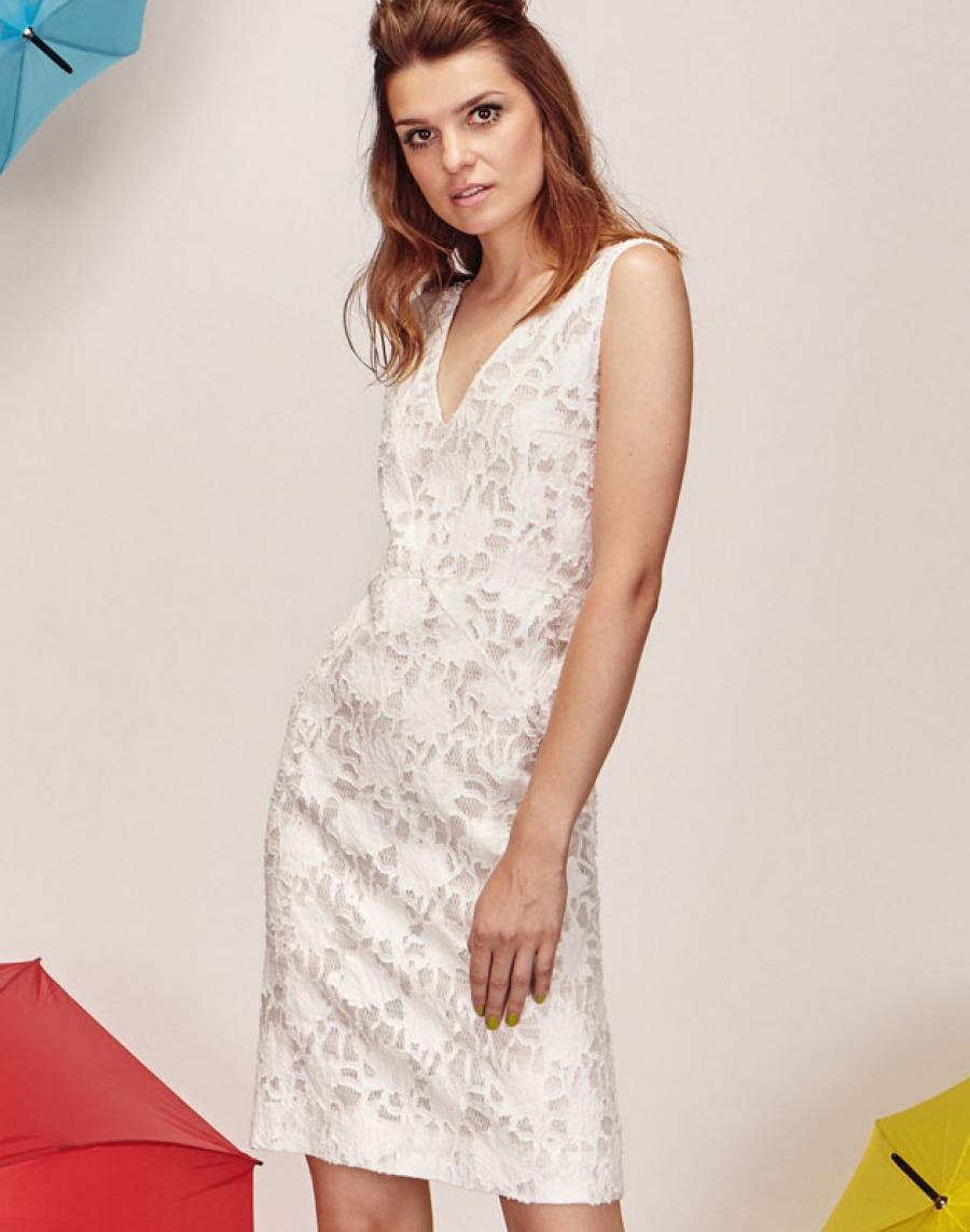 INES - Robe de mariée courte créateur et sur-mesure pas cher a Paris - Myphilosophy